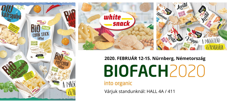 Web banner - BIOFACH 2020 - HU