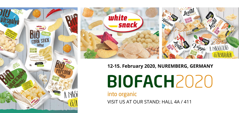 Web banner - BIOFACH 2020 - EN