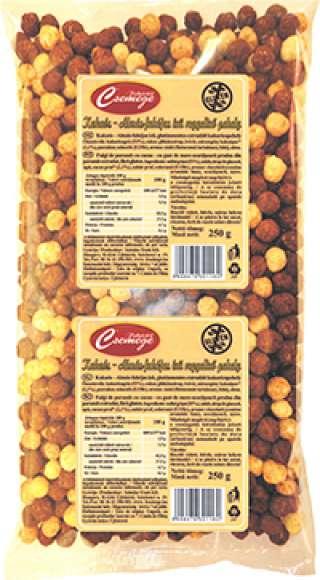 Fehértói Csemege gluténmentes kakaós-almás-fahéjas ízesítésű reggelizőpehely 250g