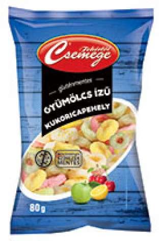 Feh. Csem gluténmentes gyüm ízű kukpehely 80g ÚJ 2017 (2)