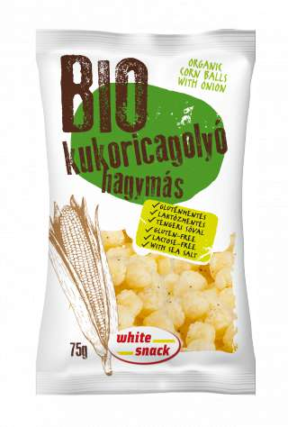 White Snack BIO kukoricagolyo_hagymas_3D